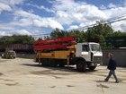 Изображение в Авто Спецтехника PUTZMEISTER на шасси МАЗ стрела - 36 метров в Москве 8500000