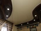 Скачать бесплатно foto Ремонт, отделка Натяжные потолки без посредников 35250453 в Москве