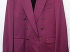 Свежее foto Женская одежда Настоящий малиновый пиджак из 90-х 35698532 в Москве