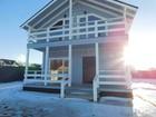 Скачать бесплатно foto Загородные дома Новый дом в окрестностях города Белоусово Жуковского района 37752398 в Москве