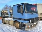 Скачать бесплатно foto Бескапотный тягач Mercedes Actros 1843 38630616 в Москве