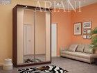 Скачать бесплатно фотографию Производство мебели на заказ Шкаф купе на заказ недорого в Москве и Московской области 38796833 в Москве