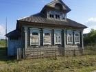 Скачать фото  Бревенчатый дом в жилой деревне, с хорошим подъездом, 200 км от МКАД 38958896 в Москве