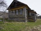 Скачать фото  Бревенчатый дом, в тихой жилой деревне, рядом с лесом, 140 км от Сергиев Посада 39116788 в Сергиев Посаде