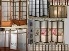 Уникальное фото Другие предметы интерьера Изготовление ширм и перегородок, Ширмы декоративные 39200518 в Москве