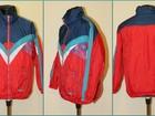 Увидеть фото Разное Рейверская ветровка-олимпийка 90-х 39215455 в Москве