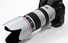объектив Sony sal 70-400/4-5, 6 G SSM