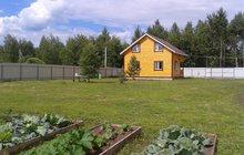 Продам новый дом в деревне,московской обл, Егорьевское ш, 57км, от МКАД