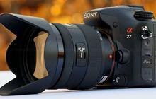 Фотокомплект Sony SLT-A77 + объектив + вспышка