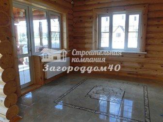 Свежее изображение Продажа домов Готовый дом в коттеджном поселке в Подмосковье 30146226 в Москве
