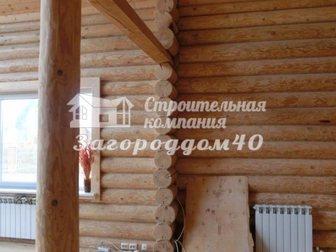 Скачать фото Загородные дома Дом у леса, баня, гараж на 24 сотках со всеми коммуникациями 30739555 в Москве