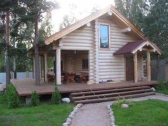 Новое фотографию Строительство домов Строительство деревянных домов 32150900 в Москве