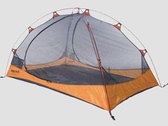 Скачать бесплатно фото Товары для туризма и отдыха Палатка Marmot Ajax 2, Новая 32673894 в Москве