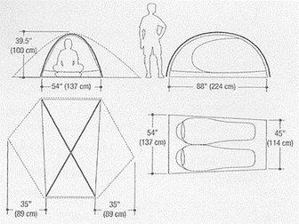 Смотреть фото Товары для туризма и отдыха Палатка Marmot Ajax 2, Новая 32673894 в Москве