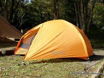 Просмотреть foto Товары для туризма и отдыха Палатка Marmot Ajax 2, Новая 32673894 в Москве