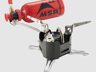 Просмотреть foto Товары для туризма и отдыха Многотопливная горелка MSR XGK Expedition новая 32673947 в Москве