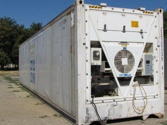 Новое фотографию Разное 40 футов, рефрижераторные контейнеры 32881006 в Москве