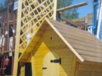 Смотреть фотографию Строительные материалы Бытовки, беседки, садовые домики 33035120 в Москве