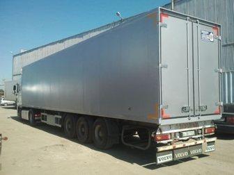 Скачать бесплатно фотографию  ремонт изотермических кузовов автофургонов 33651428 в Казани