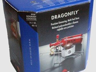Просмотреть изображение Товары для туризма и отдыха Мультитопливная горелка MSR DragonFly Топливо: бензин, керосин, дизельное топливо, 33743478 в Москве