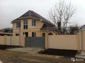 Просмотреть фотографию Гаражи, стоянки Продаю новый двухэтажный дом под ключ Азов 34804044 в Москве