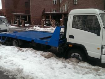 Новое foto Принтеры, картриджи эвакуатор BAW с ломанной платфотмой 34828464 в Москве