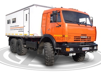 Скачать изображение Грузовые автомобили Автомобиль для перевозки опасных грузов и взрывчатых материалов 38391835 в Москве