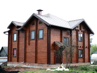 Увидеть foto Ремонт, отделка Дома по технологии двойного бруса 38758690 в Москве