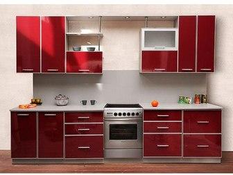 Скачать бесплатно фотографию Разное Кухонный гарнитур из пластика купить Москва 39416433 в Москве