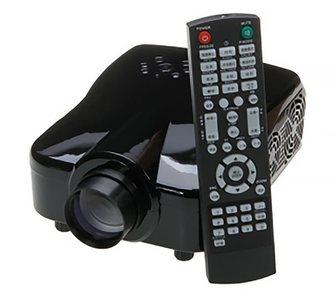 Изображение в Бытовая техника и электроника Другая техника Светодиодный проектор мод. RD806 / AV IN в Москве 12000