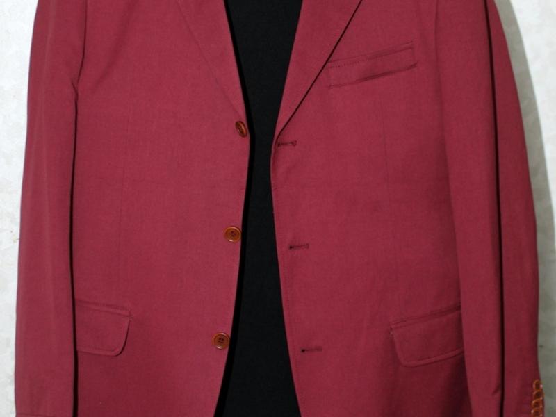 купить малиновый пиджак 90