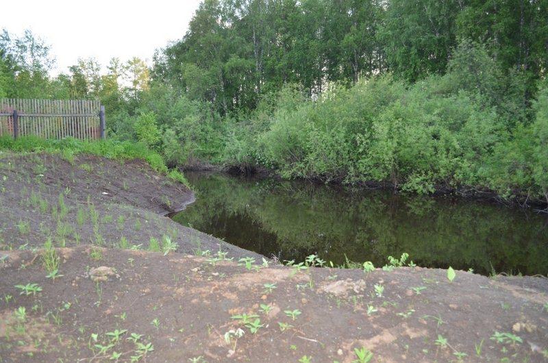 Озера Томска