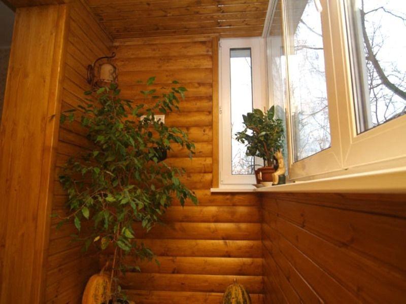 Дизайн балкона вагонкой фото. - наши работы - каталог статей.