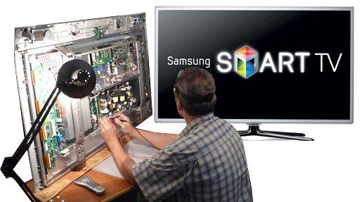 Ремонт плазменного телевизора своими руками фото