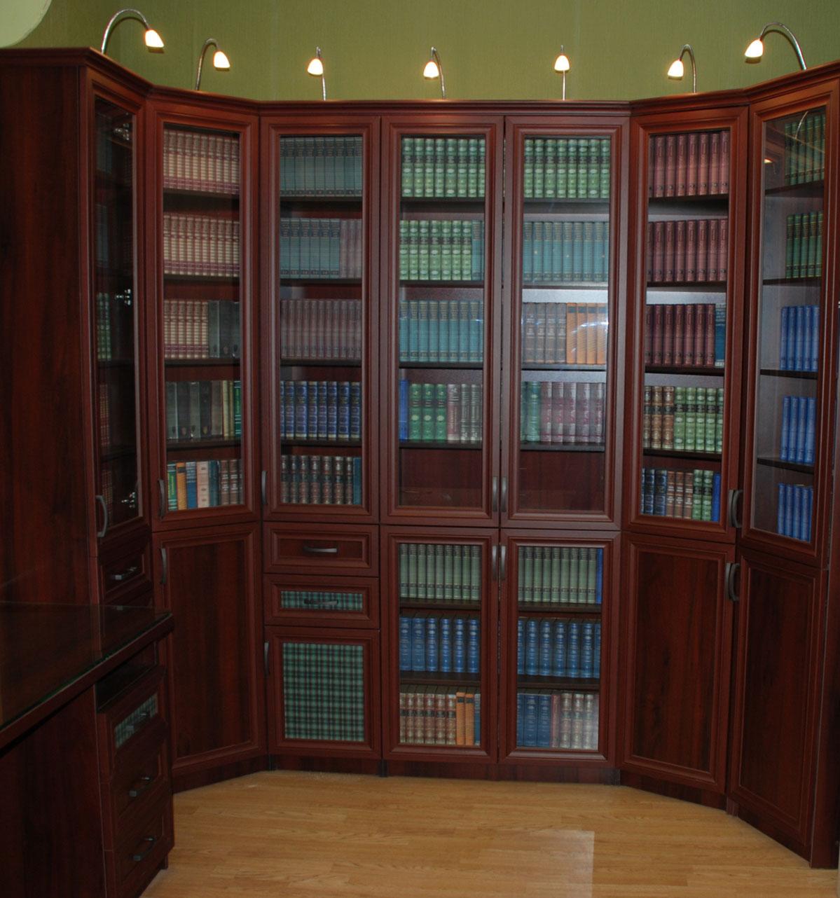 """Библиотека """"бейкер-стрит"""" новая - москва - офисная мебель."""