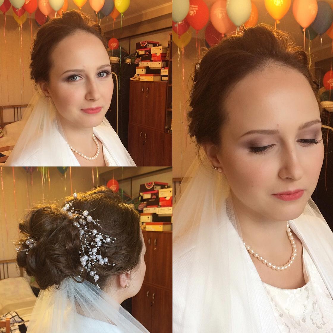 Свадебный макияж в чите