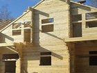 Смотреть фото Строительство домов Производство и строительство бревенчатых домов, коттеджей, бань 10768834 в Балашихе