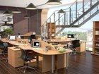 Изображение в Мебель и интерьер Офисная мебель Богатый выбор мебельных гарнитуров для персонала в Москве 2500