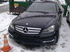Скачать бесплатно фото Аварийные авто Mercedes-C-klasse 2013 г. 32444055 в Москве