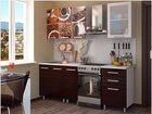 Свежее фотографию  Кухни 1, 6м Орхидея, Кофе, Лондон - новые, доставка 32691387 в Подольске