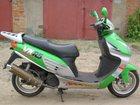 Изображение в Авто Скутеры Продается скутер LEIKE, объем двигателя 150 в Серпухове 35000