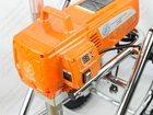 Изображение в Строительство и ремонт Разное Профессиональный плунжерный покрасочный аппарат в Москве 149900