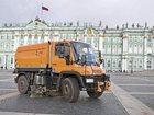 Фотография в   Аренда вакуумно-подметальной машины на базе в Санкт-Петербурге 0