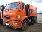 Просмотреть фото  Предлагаем Вам купить МКУ скарабей 6 (Подметально-уборочная машина МКУ-7802 на шасси КАМАЗ-53605) 33308275 в Москве