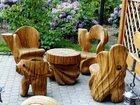 Увидеть foto  Изготовление мебели, лестниц, дверей и предметов интерьера из элитных пород дерева ручной работы на заказ 33558535 в Костроме