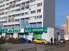 Изображение в   Первая линия домов, большой трафик автомобильный, в Москве 1850000