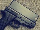 Уникальное изображение  Чехол пистолет для iPhone 5, 5S, 6/6S 33653248 в Москве