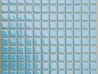 Изображение в   Мозаичная плитка стеклянная Голубая 10% Артикул: в Москве 760