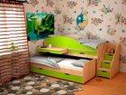 Скачать бесплатно foto  Кровать для детей Караван 5/1 34242042 в Астрахани