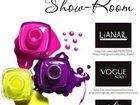 ���������� �   ONail Show-Room  Lianail, IBX, Vogue  �� � ����������� 0